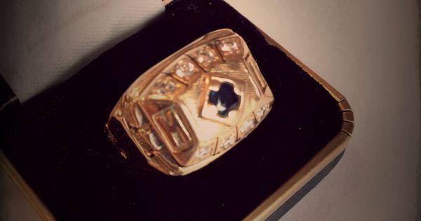 Allstate Honor Ring Award | Mike Todd