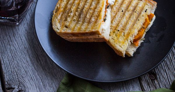 The cheese, Butternut squash and Grains on Pinterest