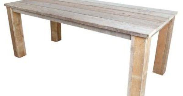 Tisch Aus Bauholz Bauholz Mobel Bauen Mit Holz Mobel Aus Paletten