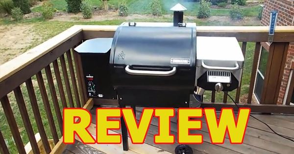 Camp Chef Smokepro Dlx Pellet Grill Pg24s Review 2020 Pellet Grill Grilling Camp Chef