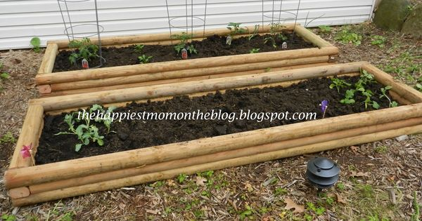 Diy Raised Garden Boxes These Planters Are Easy To Make