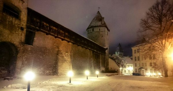 "Fotokonkurss ""Aastaring Tallinnas"" - Fotod - 2016 - Õhtul"
