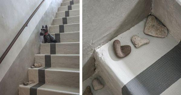 Escalier Peint 17 Id Es Peinture Escalier Baroque Cases And Stair Case