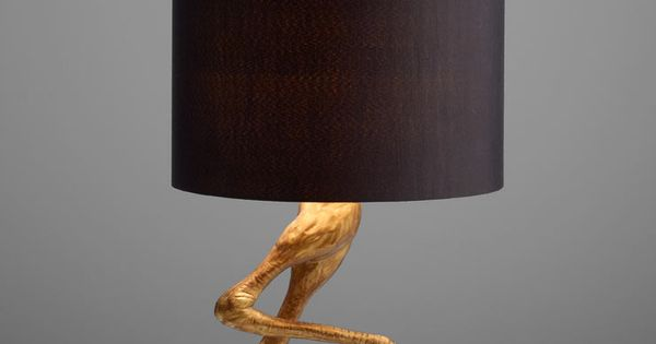 Ibis Table Lamp / Cyan Design unique decorative objects and accessories for
