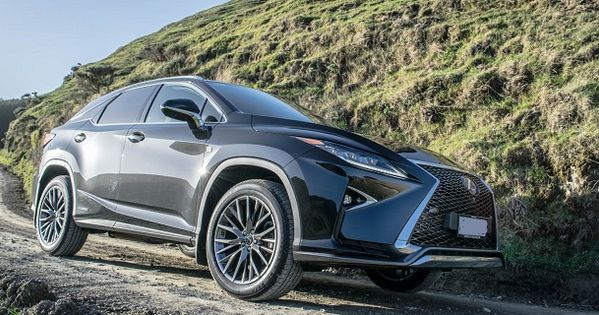 First Ever Lexus Off Road Suv Arrives In 2019 Lexus Offroad Suv