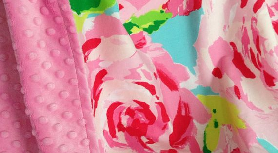Lilly Pulitzer Blanket Lilly Pulitzer Throw Blanket