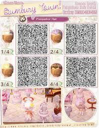 Animal Crossing New Leaf Hair Qr Codes的圖片搜尋結果 Animal