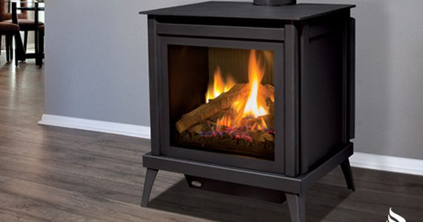 The Enviro S40 Features A Clean Heavy Duty Design Which Makes It A Great Option For Any Style Gas Stove Fireplace Free Standing Gas Stoves Freestanding Stove