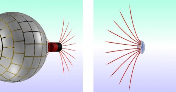 how to make a magnetic wormhole