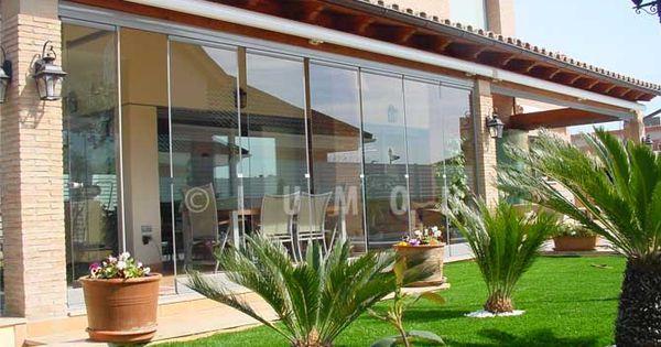 Ventilacion en acristalamiento de porches jardines - Porches y jardines ...