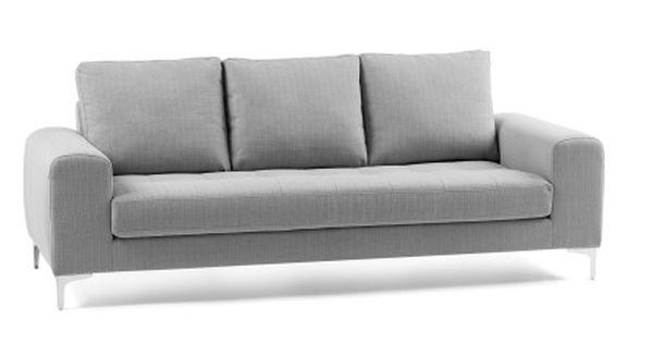 Pin By Lauren Ho On Apt Main Loveseat Living Room Sofa 3 Seater Sofa