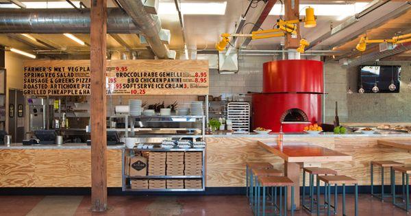 Pit fire pizza, design by architect Barbara Bestor  pro1  Pinterest