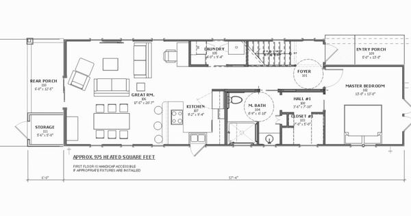 Shotgun House Floor Plans First And Second Floor