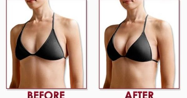 How To Get Bigger Breast Naturally In Two Weeks