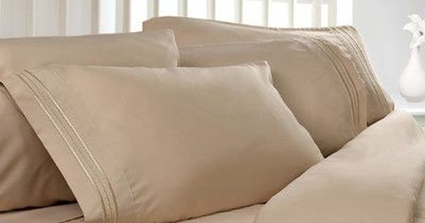 Clara Clark Embossed Checkerboard Design Sheet Set Sheet Thread Count Luxury Bed Sheets Bed Sheet Sets