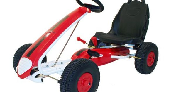 Kiddi O By Kettler Aero Air Tire Pedal Car Leave It To