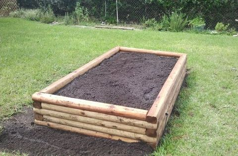 Raised Planter Box Plans