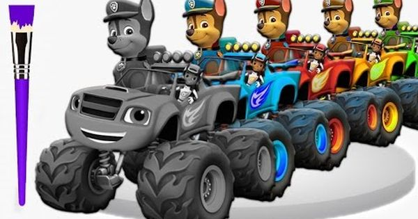 Blaze And The Monster Machines Games Velocityville Tracks 8