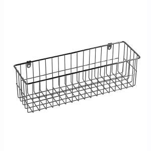 Ltl Home Products 14 In X 2 5 In More Inside Small 3 Sided Wall Mount Wire Basket W4 19341 Wall Mounted Wire Baskets Large Wire Basket Wire Basket Shelves