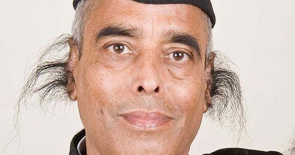 Radhakant Baijpai - Longest Ear Hair (13.2 cm) - 9 World's ...