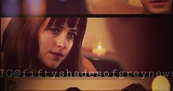 Fifty Shades of Grey - Bathroom scene where Anastasia get ...