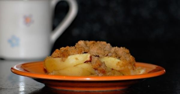 Paula Dean's Apple Crisp **Fricking Awesome!!** | Did It ...