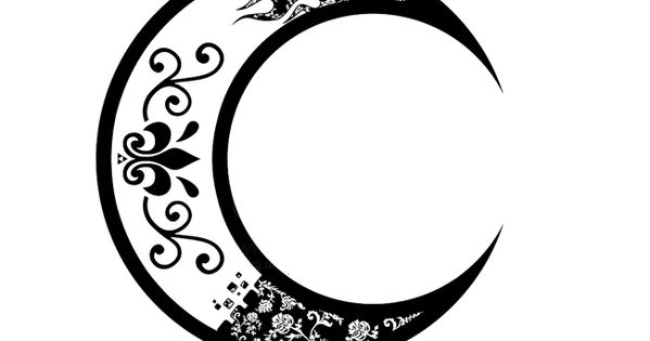 moon tattoo. love it. will most definitely get some sort of a