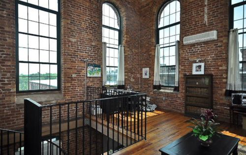 naturallooking house exposed brick - photo #43