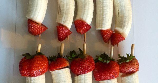 Penis Fruit Platter Bachelorette Snacks Bachelorette