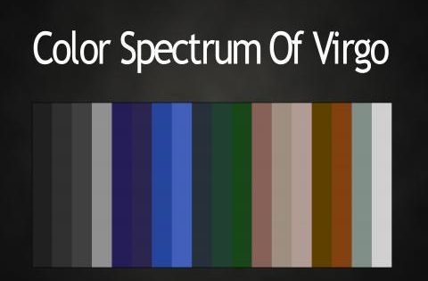 virgo colours