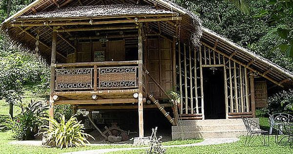 Bahay Kubo Philippines Traditional House Traditional