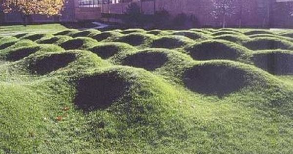 Curvy Playscapes Maya Lin Natural Playground Landscape Architecture