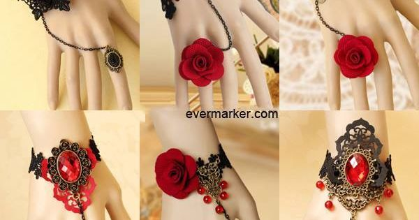 Pin By Madlin Al Khatib On Butterflies Cute Bracelets Handmade Red Roses