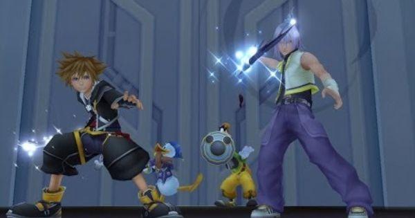 Kingdom Hearts Hd 2 5 Remix E3 Trailer Youtube Kingdom Hearts Hd Kingdom Hearts Kingdom Hearts Ii