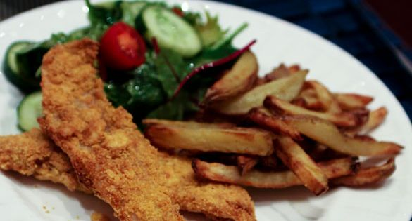 A great blog post ten things i 39 ve cooked in the air fryer for Air fryer fish and chips