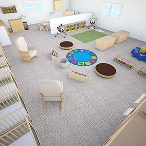 Toddler Daycare Rooms