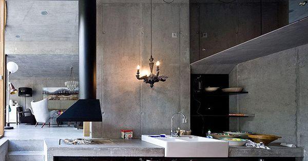Beautiful bunker kitchen family room kitchen - Fiu interior design prerequisites ...