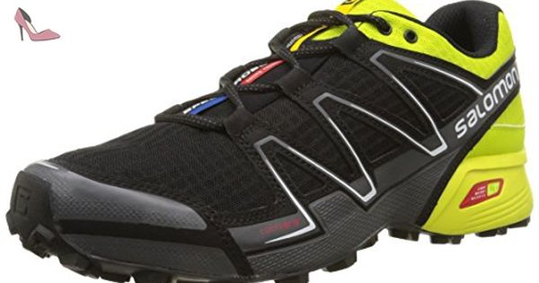 Salomon Speedcross Vario , homme, multicolore (black