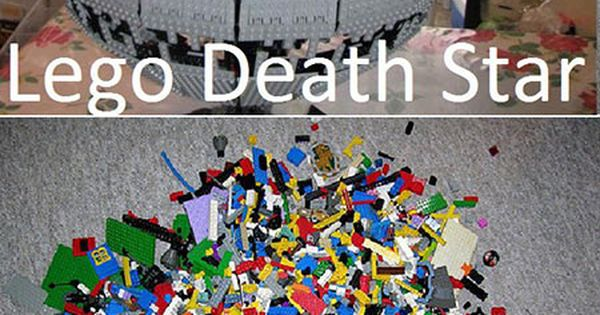 Funny Pictures Of The Day – Lego Death Star