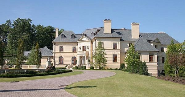 Le reve estate cumming georgia home exterior part i for Reve dream homes