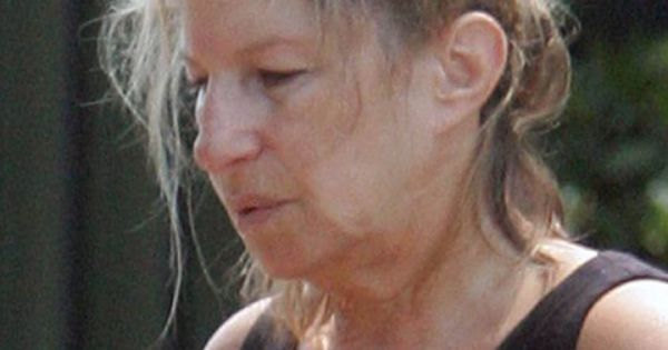 Celebrities Without Makeup Barbra Streisand Celebrities