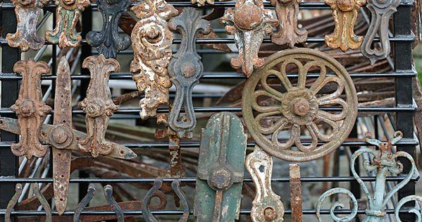 Muurankers in alle soorten en maten oude bouwmaterialen bij jan van ijken eemnes www - Oude huisdecoratie ...