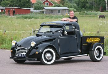 Customs Classics 2cv Specialist Auto Klassieker Eend