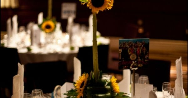 Real Weddings: 'All you need is Love' A Beatles themed ...