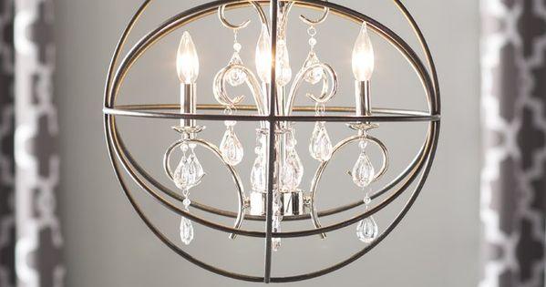 Hankinson 5 Light Globe Chandelier & Reviews   Birch Lane