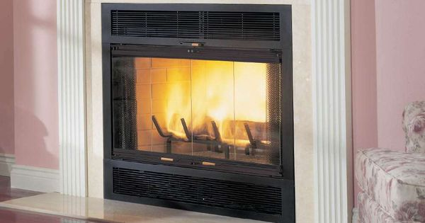 wood burning fireplace insert with blower tupelo tea party