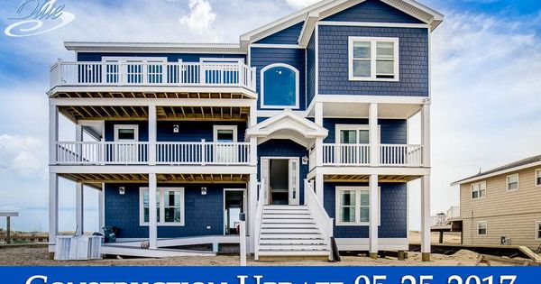 Jim N I Dream Is A Brand New Construction For 2017 9 Bedrooms 8 1 Bathrooms Oceanfront The Wee Oceanfront Rentals Virginia Beach Oceanfront Vacation Rental