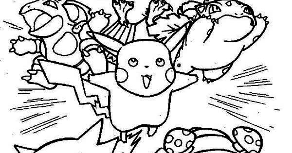 pokemon coloring pages google images - photo#41