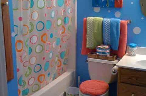 Teenage bathroom decor interior design bathroom ideas for Unisex bathroom ideas