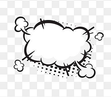 Cloud Dialogue Box Png